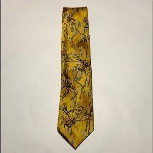 Carlos Santana mystic Man Men's tie